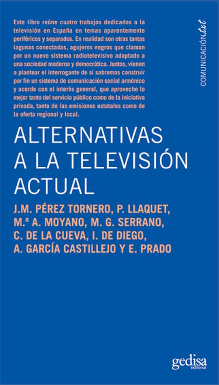 Alternativas a la televisión actual